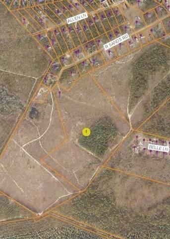 349 R Sands Road, Aberdeen, NC 28315 (MLS #205705) :: Towering Pines Real Estate