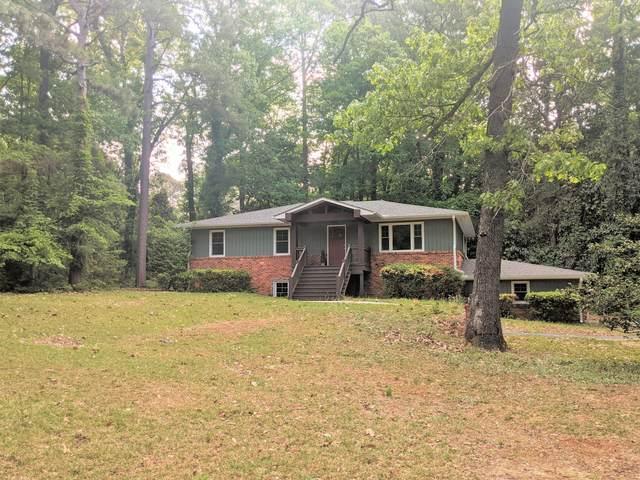 105 Riding Lane, Southern Pines, NC 28387 (MLS #205747) :: Towering Pines Real Estate