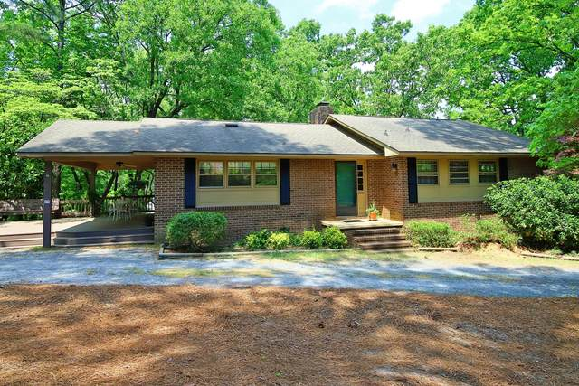 202 Ridgeview Road, Southern Pines, NC 28387 (MLS #205748) :: Pinnock Real Estate & Relocation Services, Inc.