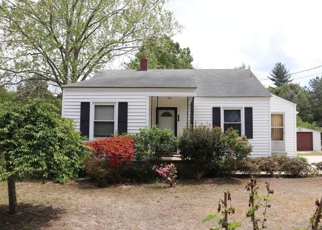 403 Park Drive, Aberdeen, NC 28315 (MLS #205750) :: Pines Sotheby's International Realty