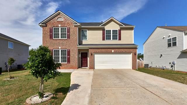 202 Quartermaster Drive, Sanford, NC 27330 (MLS #205756) :: Pinnock Real Estate & Relocation Services, Inc.