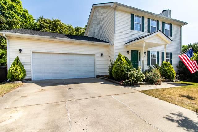 481 Coachman Way, Sanford, NC 27332 (MLS #205760) :: Towering Pines Real Estate