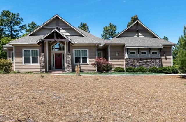 188 Longleaf Drive, West End, NC 27376 (MLS #205769) :: Towering Pines Real Estate