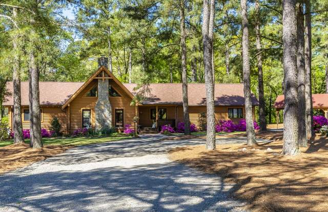 2776 Niagra Carthage Road Road, Carthage, NC 28327 (MLS #205770) :: Towering Pines Real Estate