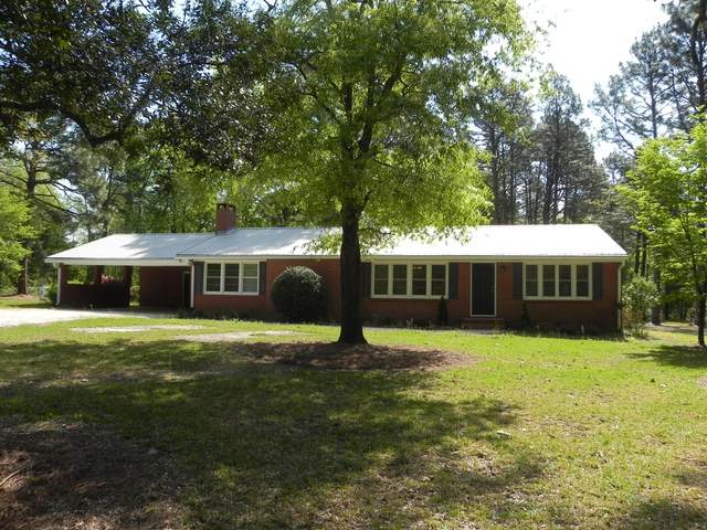 6947 Beulah Hill Church Road, West End, NC 27376 (MLS #205776) :: Towering Pines Real Estate