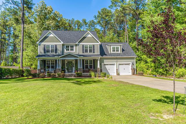 86 S Lakeshore Drive, Whispering Pines, NC 28327 (MLS #205796) :: Towering Pines Real Estate