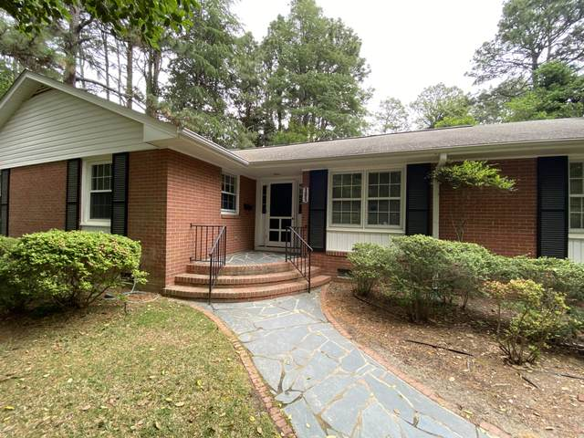 105 Pine Grove Road, Southern Pines, NC 28387 (MLS #205805) :: Pinnock Real Estate & Relocation Services, Inc.