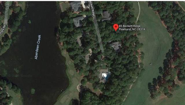 45 Beckett Ridge, Pinehurst, NC 28374 (MLS #205819) :: Pinnock Real Estate & Relocation Services, Inc.