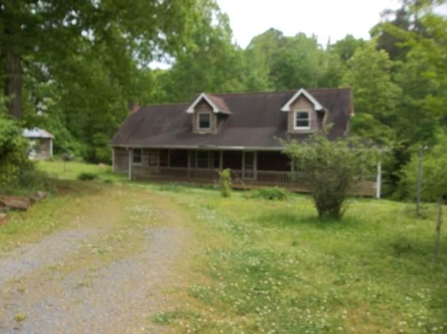 988 Cedar Creek Road, Biscoe, NC 27209 (MLS #205822) :: Towering Pines Real Estate