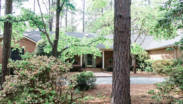 300 Oakmont Circle, Pinehurst, NC 28374 (MLS #205824) :: Pinnock Real Estate & Relocation Services, Inc.