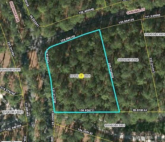 1 Deercroft/Cardinal Court, Wagram, NC 28396 (MLS #205828) :: Towering Pines Real Estate