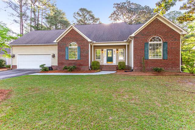 180 Royal Woods Way, Whispering Pines, NC 28327 (MLS #205829) :: Pinnock Real Estate & Relocation Services, Inc.