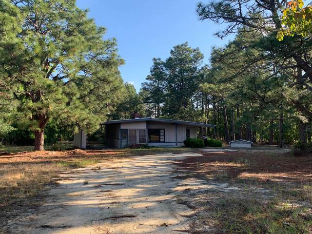 6395 Nc Highway 211, West End, NC 27376 (MLS #205831) :: Pinnock Real Estate & Relocation Services, Inc.
