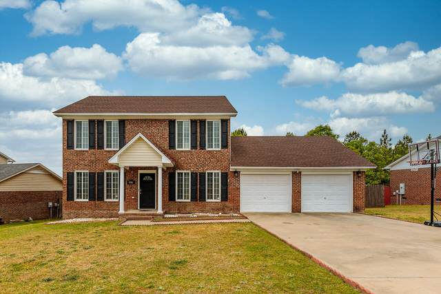 832 Scully Drive, Fayetteville, NC 28314 (MLS #205840) :: Pines Sotheby's International Realty