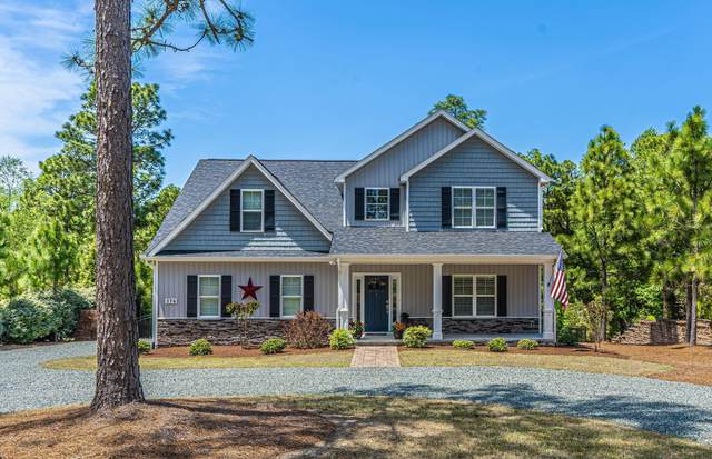 176 Morris Drive, West End, NC 27376 (MLS #205843) :: Pinnock Real Estate & Relocation Services, Inc.