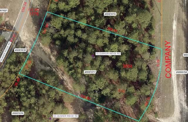 55 Quaker Ridge Road, Pinehurst, NC 28374 (MLS #205855) :: Towering Pines Real Estate