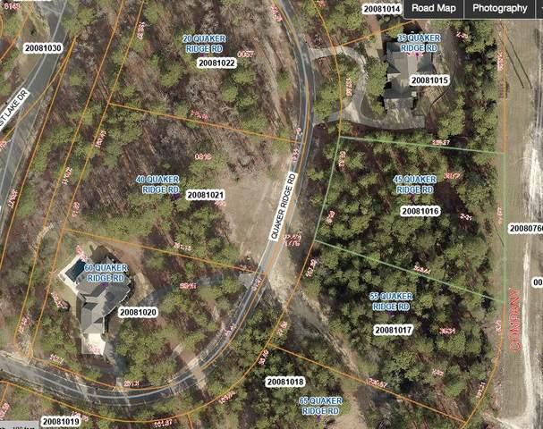 45 Quaker Ridge Road, Pinehurst, NC 28374 (MLS #205856) :: Towering Pines Real Estate