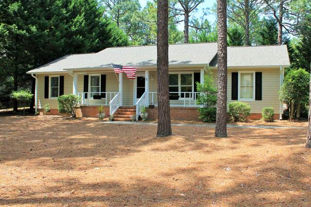 5 Winchester Road, Pinehurst, NC 28374 (MLS #205868) :: On Point Realty