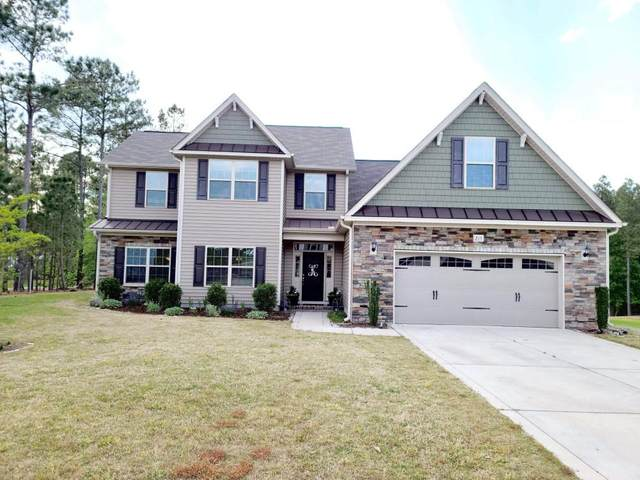 215 Timberwood Drive, Cameron, NC 28326 (MLS #205884) :: On Point Realty