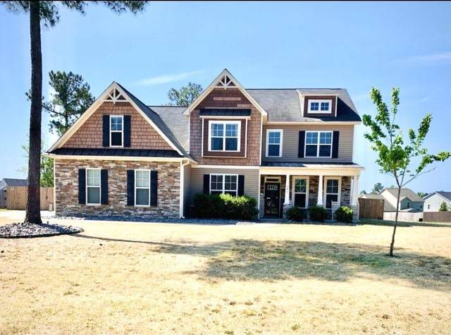 383 N Prince Henry Way, Cameron, NC 28326 (MLS #205895) :: On Point Realty