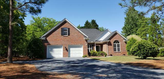 300 Sugar Pine Drive, Pinehurst, NC 28374 (MLS #205899) :: On Point Realty