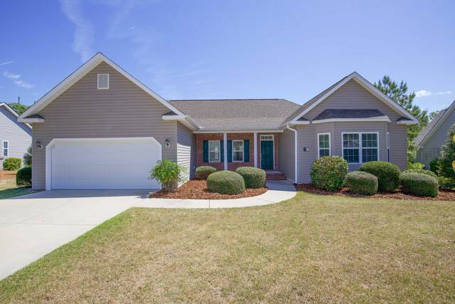 18 Beryl Circle, Pinehurst, NC 28374 (MLS #205905) :: Towering Pines Real Estate