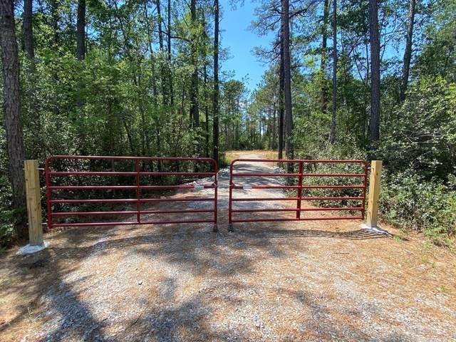 370 Fox Box Road, Vass, NC 28394 (MLS #205919) :: Towering Pines Real Estate