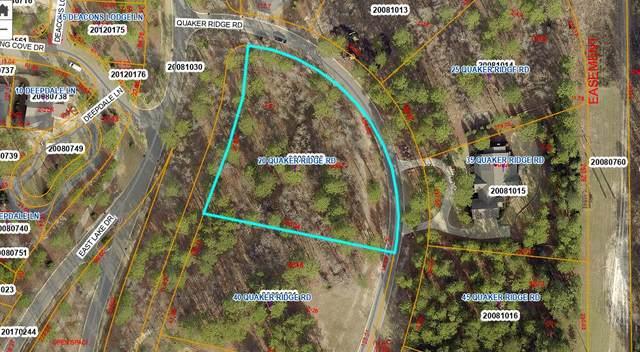 20 Quaker Ridge Road, Pinehurst, NC 28374 (MLS #205922) :: Towering Pines Real Estate