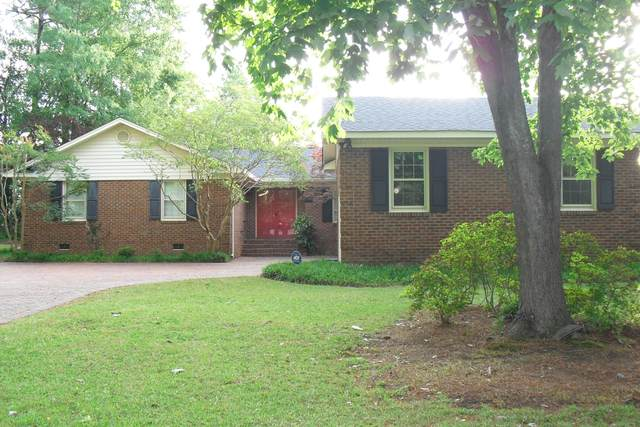 908 Gilchrist Street, Laurinburg, NC 28352 (MLS #205931) :: Towering Pines Real Estate
