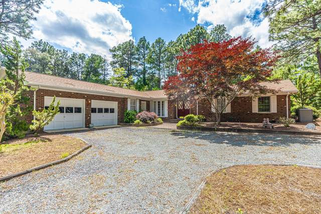 135 Pine Ridge Drive, Whispering Pines, NC 28327 (MLS #205933) :: Pines Sotheby's International Realty