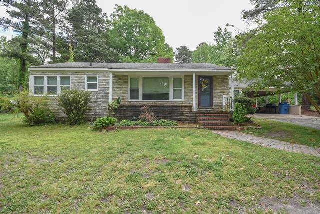 1157 S Mcneill Street, Carthage, NC 28327 (MLS #205938) :: Pines Sotheby's International Realty