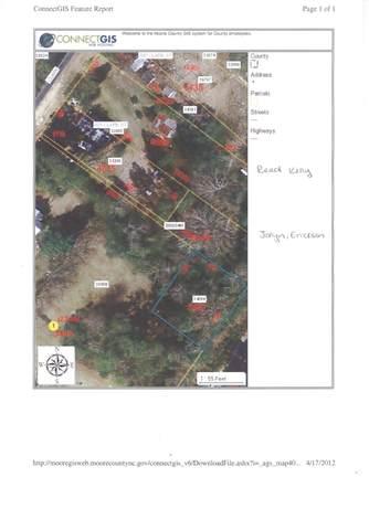 Tbd Clark Street, Southern Pines, NC 28387 (MLS #205955) :: Towering Pines Real Estate