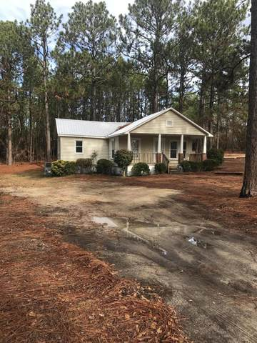 448 Gaines Street, Aberdeen, NC 28315 (MLS #205964) :: Towering Pines Real Estate