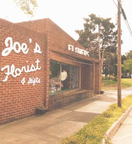 219 W Main Street, Hamlet, NC 28345 (MLS #205970) :: Towering Pines Real Estate