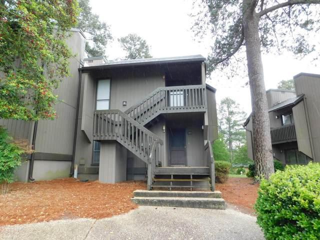 800 Saint Andrews Drive #153, Pinehurst, NC 28374 (MLS #205985) :: Towering Pines Real Estate