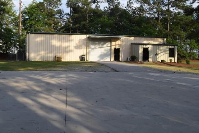 613 Airport Road, Rockingham, NC 28379 (MLS #205987) :: Towering Pines Real Estate