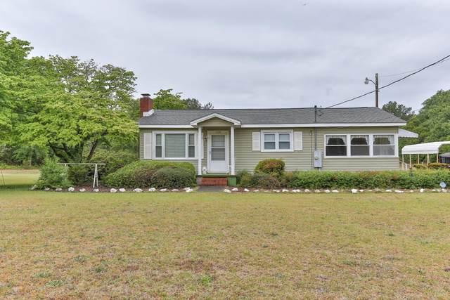 820 Hwy 381, Hamlet, NC 28345 (MLS #205991) :: Towering Pines Real Estate