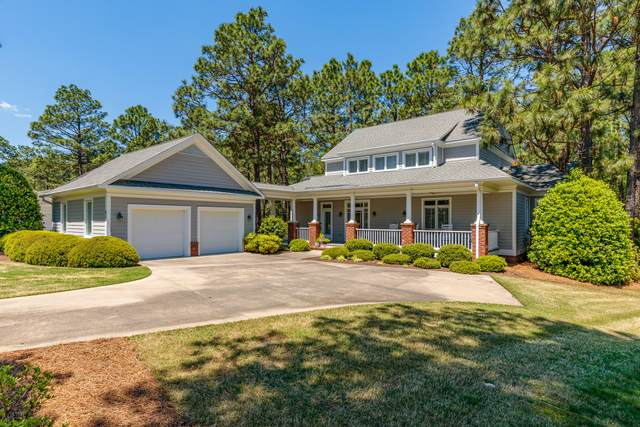 21 Wellington Drive, Pinehurst, NC 28374 (MLS #205999) :: Towering Pines Real Estate