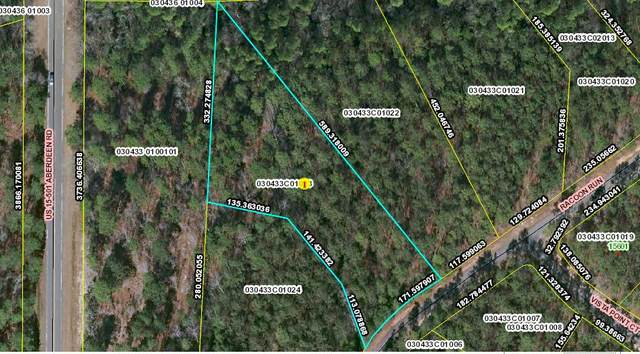 Lot 23 Racoon Run, Wagram, NC 28396 (MLS #206010) :: Towering Pines Real Estate