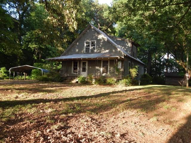 509 Mount Carmel Road, Carthage, NC 28327 (MLS #206015) :: Towering Pines Real Estate