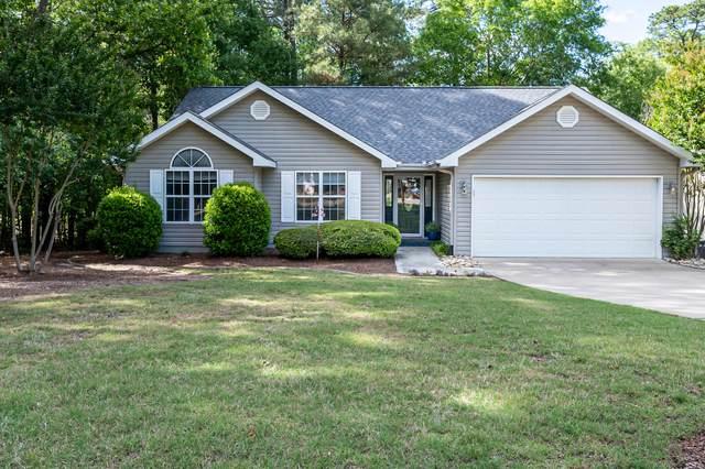 1205 NW Longleaf Drive, Pinehurst, NC 28374 (MLS #206029) :: Towering Pines Real Estate