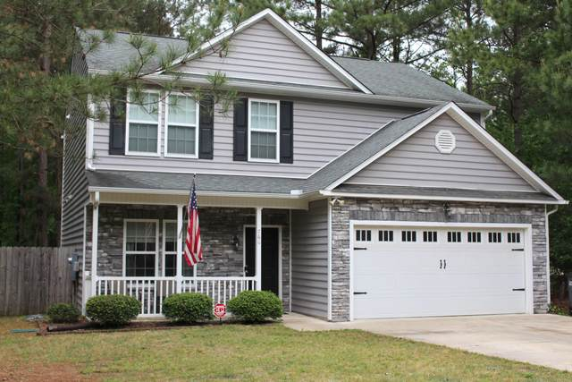 760 Teal Drive, Vass, NC 28394 (MLS #206033) :: Pinnock Real Estate & Relocation Services, Inc.