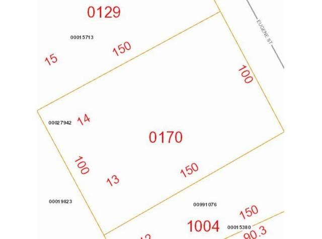 Tbd Eugene Street, Pinehurst, NC 28374 (MLS #206075) :: Pines Sotheby's International Realty