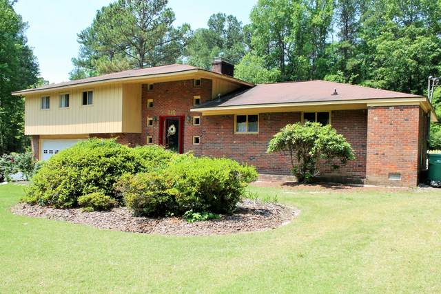 210 Boyd Lane, Southern Pines, NC 28387 (MLS #206085) :: Pinnock Real Estate & Relocation Services, Inc.