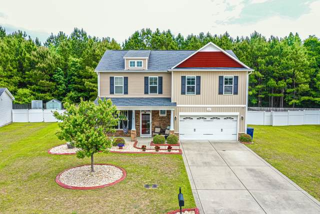 157 Eclipse Court, Raeford, NC 28376 (MLS #206106) :: Pines Sotheby's International Realty