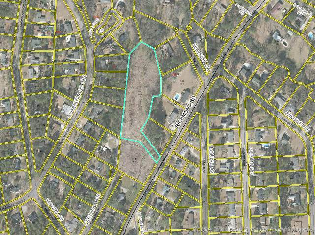 Tbd Richmond Road, Rockingham, NC 28379 (MLS #206168) :: EXIT Realty Preferred