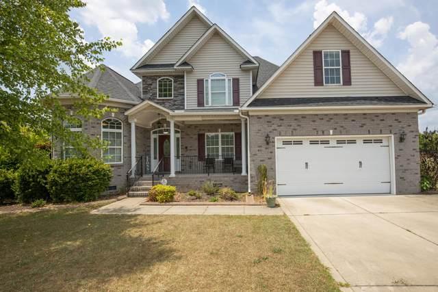 2712 Crestridge Court, Fayetteville, NC 28306 (MLS #206209) :: EXIT Realty Preferred