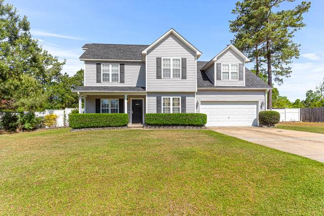 41 Basket Oak Drive, Bunnlevel, NC 28323 (MLS #206215) :: EXIT Realty Preferred