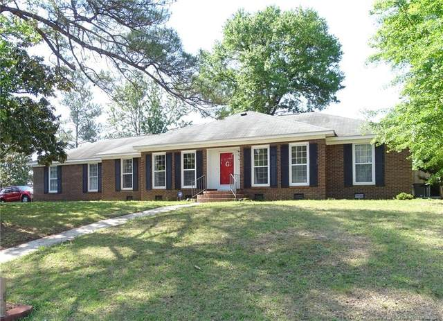 1849 Geiberger Drive, Fayetteville, NC 28303 (MLS #206225) :: EXIT Realty Preferred