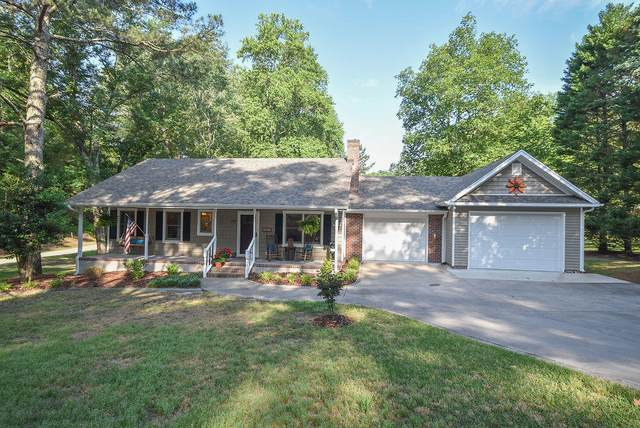 170 Tanner Lane, West End, NC 27376 (MLS #206251) :: EXIT Realty Preferred